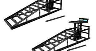 trutzholm hydraulischer auffahrbock auffahrrampe pkw kfz verladerampen wagenheber hoehenverstellbar 2 stueck 310x165 - TrutzHolm® hydraulischer Auffahrbock Auffahrrampe Pkw KfZ Verladerampen Wagenheber höhenverstellbar (2 Stück)